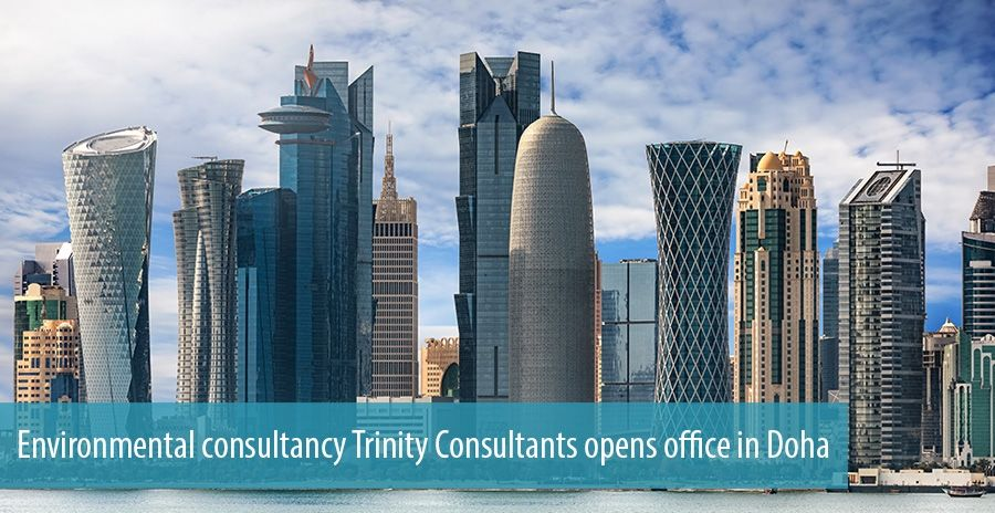 Environmental consultancy Trinity Consultants opens office in Doha
