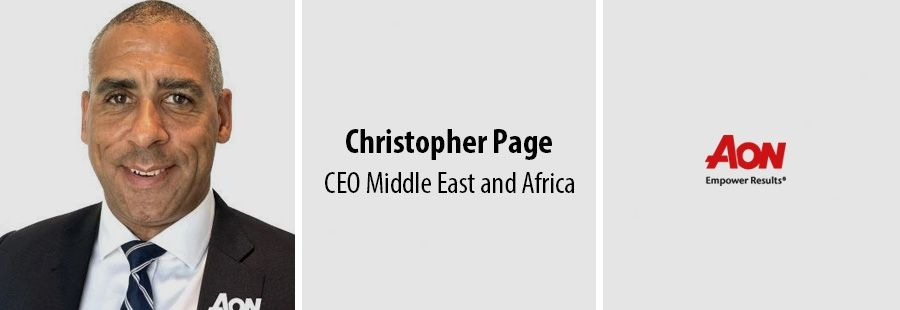 Christopher Page, CEO Middle East and Africa, Aon Hewitt