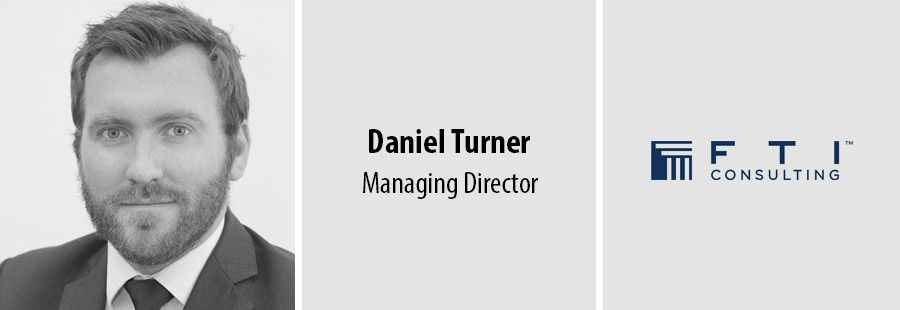 Daniel Turner, Managing Director, FTI Consulting