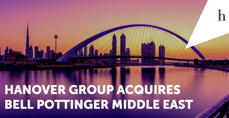 Hanover Group picks up Bell Pottinger assets in Middle East