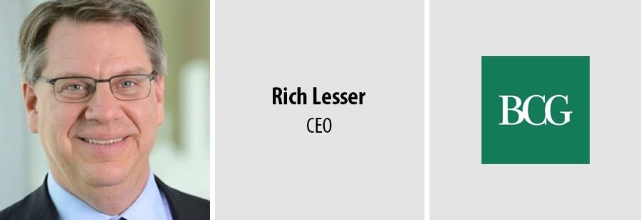 Rich Lesser - CEO of The Boston Consulting Group