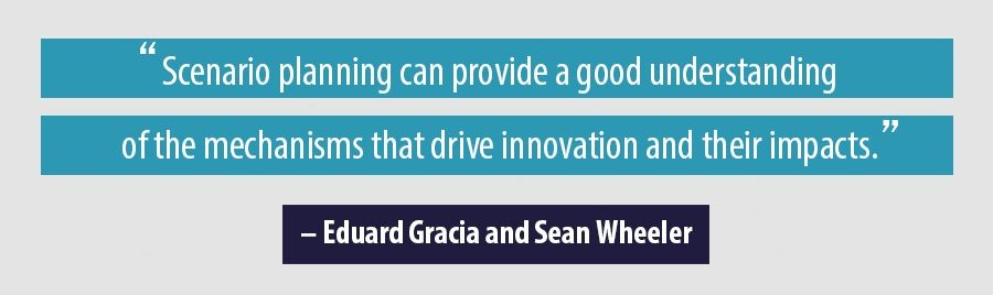 Quote Eduard Gracia and Sean Wheeler