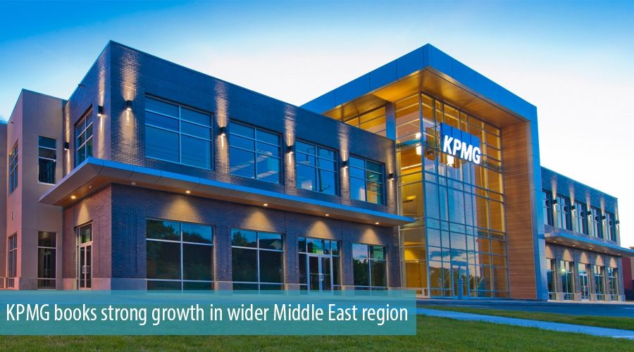 KPMG books strong growth in wider Middle East region