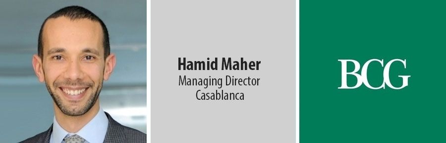 Hamid Maher partner in BCG Casablanca office, one of the firm's most