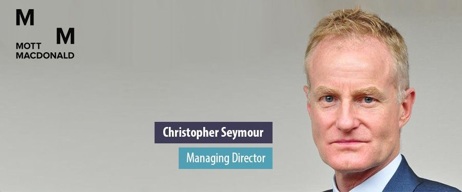 Christopher Seymour , Managing Director