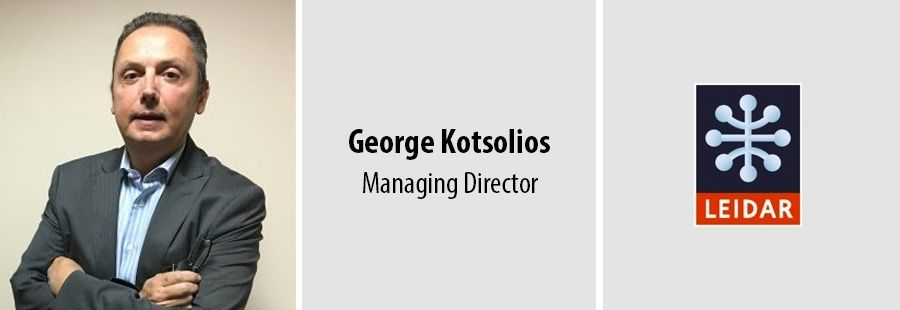 George Kotsolios - Managing Director Leidar