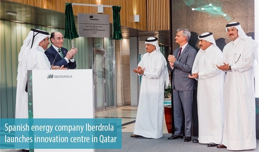 Spanish energy company Iberdrola launches innovation centre in Qatar