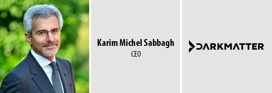 Karim Michel Sabbagh, CEO - Darkmatter