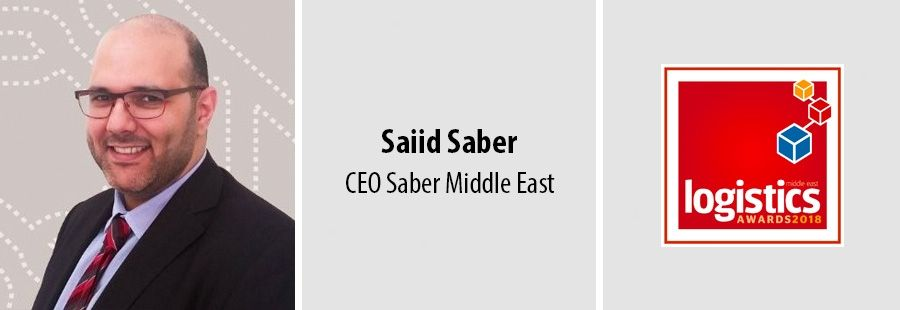 Saber Middle East CEO joins judging panel for Logistics