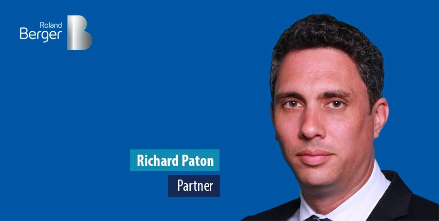 Richard Paton, Partner - Roland Berger