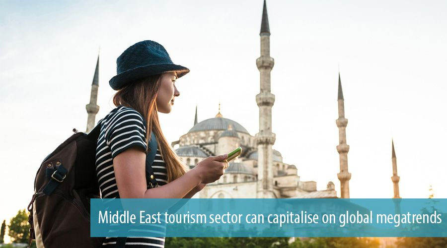 Middle East tourism sector can capitalise on global megatrends