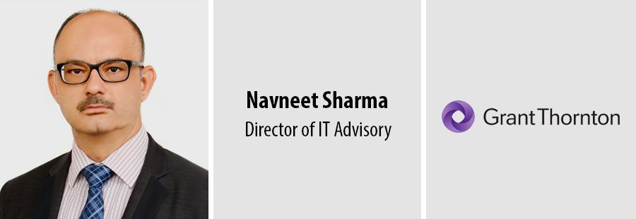 Navneet Sharma, Director of IT Advisory - Grant Thornton