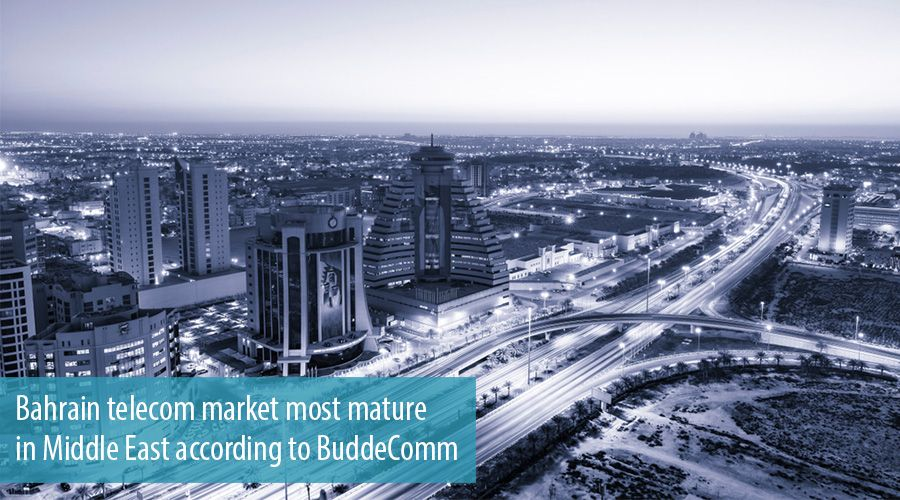 Bahrain telecom market most mature in Middle East according to BuddeComm