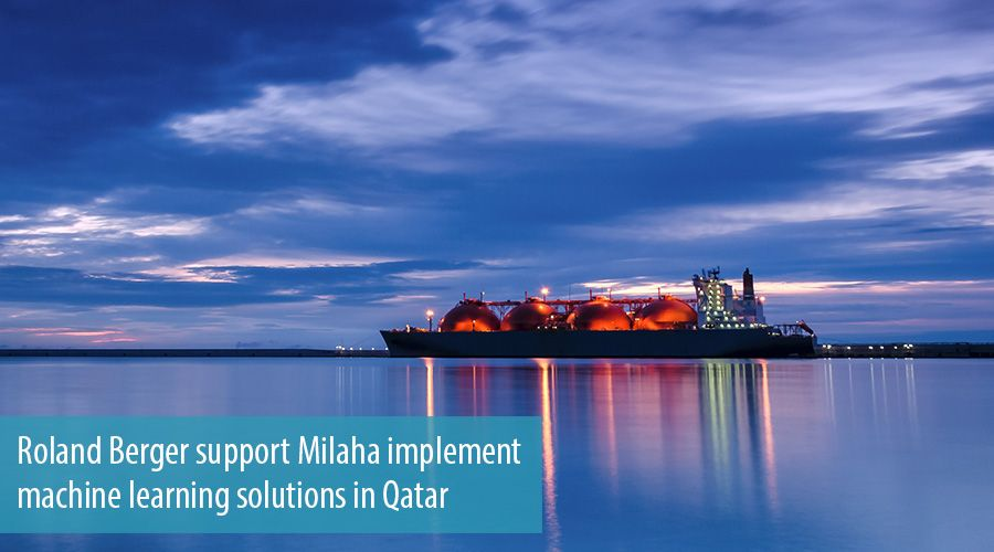 Roland Berger support Milaha implement machine learning solutions in Qatar