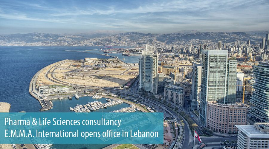 Pharma & Life Sciences consultancy E.M.M.A. International opens office in Lebanon