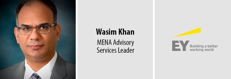 Wasim Khan, MENA Advisory Services Leader - EY