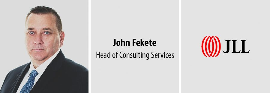 John Fekete, Head of Consulting Services - JLL
