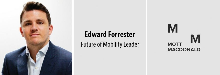 Mott MacDonald in UAE adds Edward Forrester as future of mobility leader