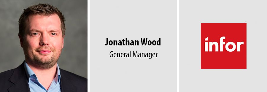 Cloud applications consultancy Infor promotes Jonathon Wood to lead IMEA