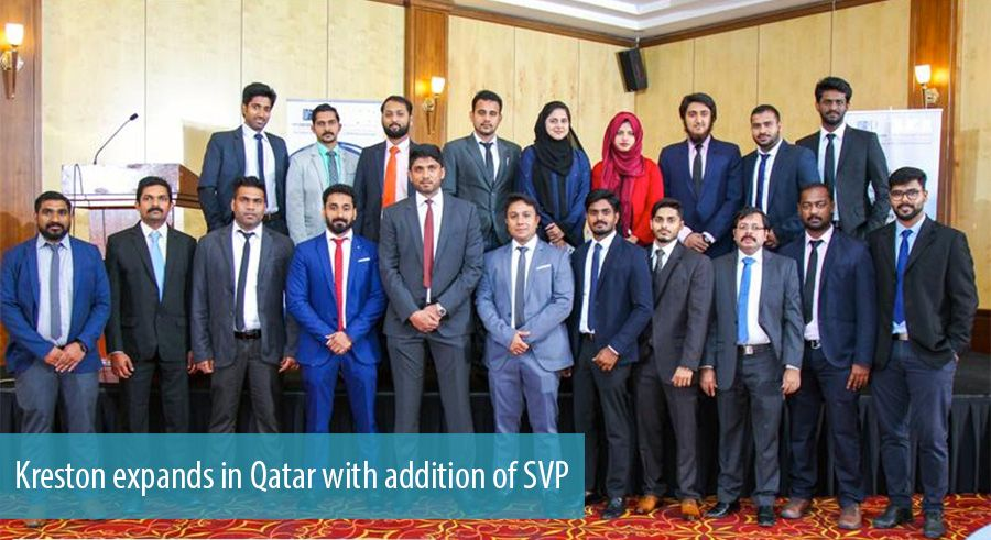 Accounting network Kreston expands in Qatar with addition of SVP