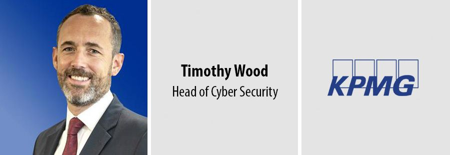 Timothy Wood - Head of Cyber Security at KPMG