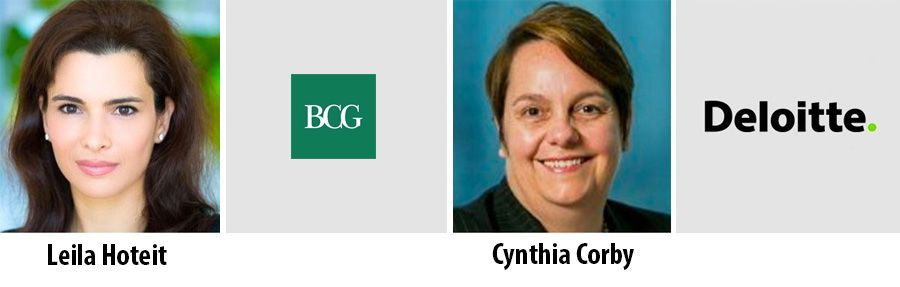 BCG and Deloitte leaders named among most influential women