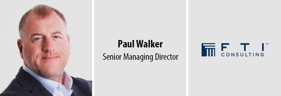 FTI adds former EY forensics head Paul Walker to senior ranks in Dubai