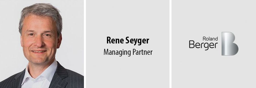 Roland Berger appoints Rene Seyger as Managing Partner for Middle East