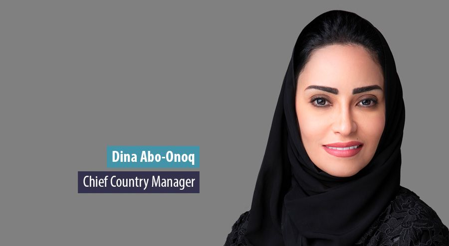 Dina Abo-Onoq, Chief Country Manager - Alvarez & Marsal