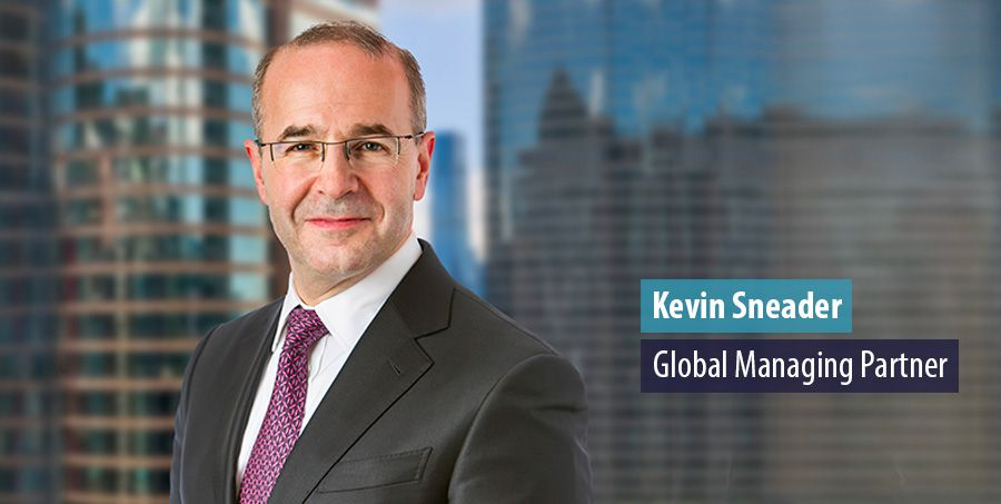 McKinsey CEO Kevin Sneader backs firm as a force for good in Saudi Arabia