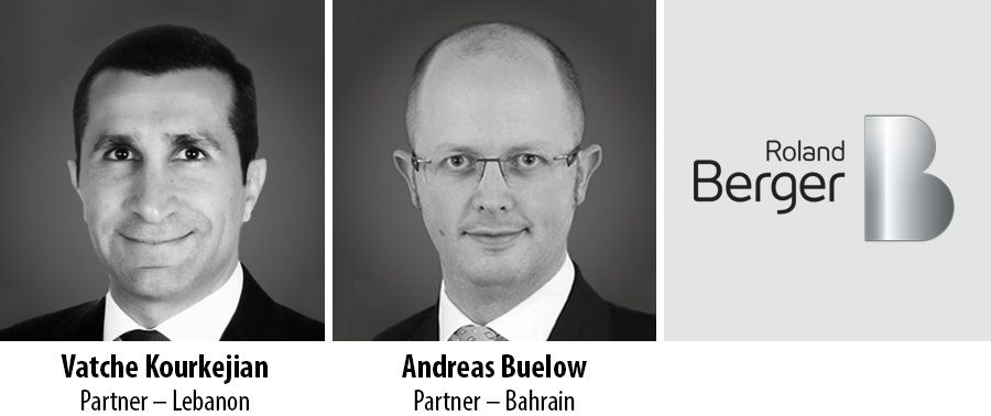 Vatche Kourkejian and Andreas Buelow - Roland Berger
