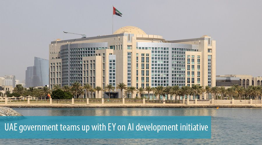 UAE government teams up with EY on AI development initiative