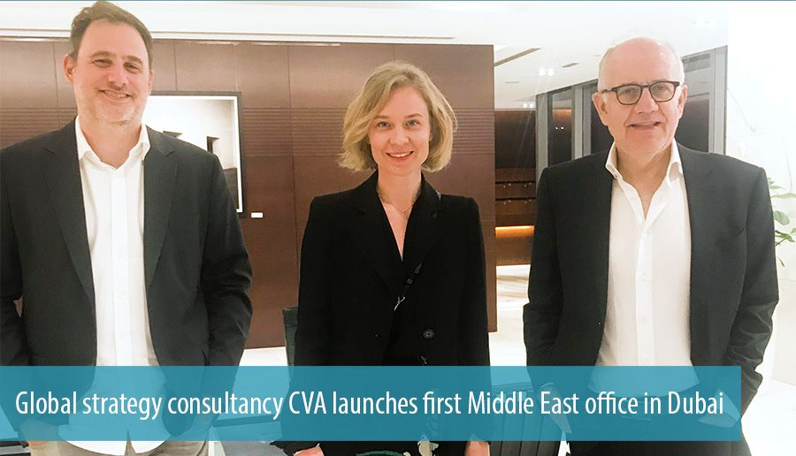 Global strategy consultancy CVA launches first Middle East office in Dubai