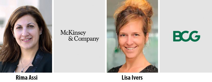McKinsey and BCG MENA partners selected as WEF Young Global Leaders