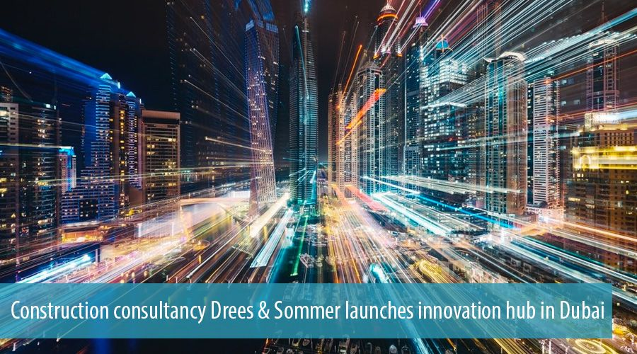 Construction consultancy Drees & Sommer launches innovation hub in Dubai
