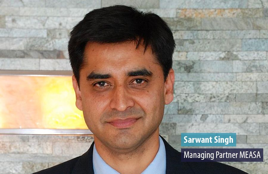 Automotive expert Sarwant Singh selected to lead Frost & Sullivan's MEASA region