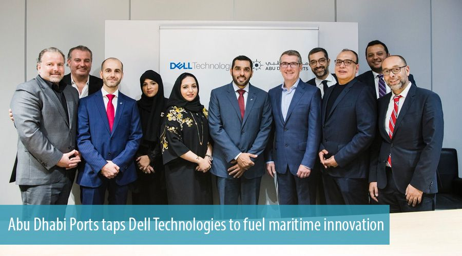 Abu Dhabi Ports taps Dell Technologies to fuel maritime innovation