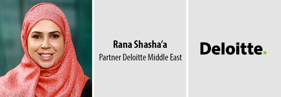 Rana Shasha'a – partner Deloitte Middle East