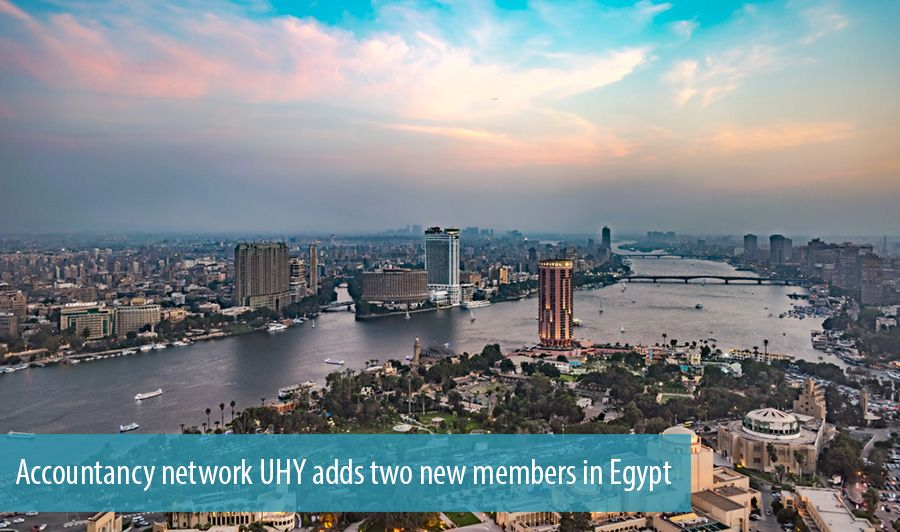 Accountancy network UHY adds two new members in Egypt