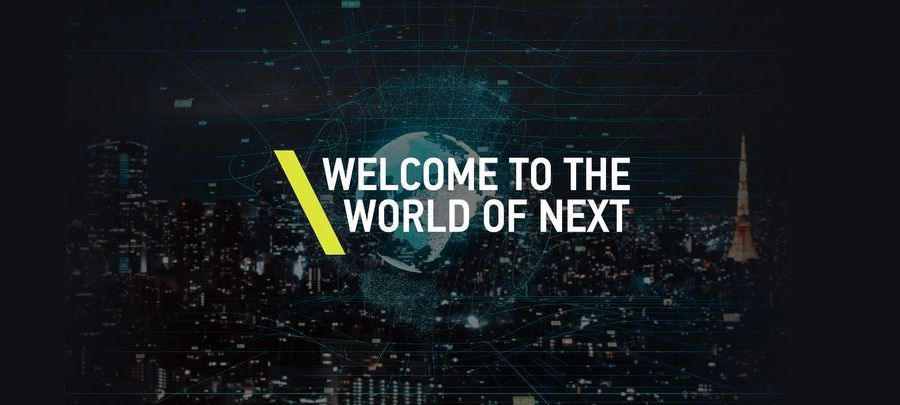 Welcome to the world of next