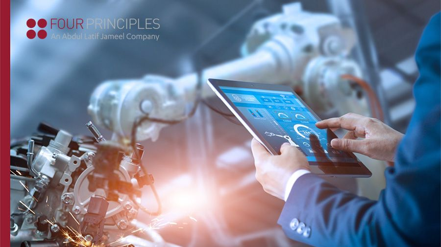 Four Principles - Industry 40