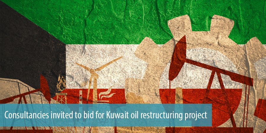 Consultancies invited to bid for Kuwait oil restructuring project