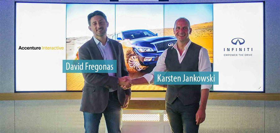 Accenture Interactive tapped by INFINITI for Middle East marketing