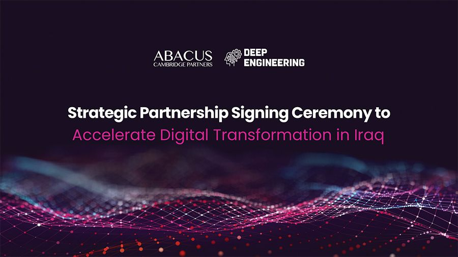 Consulting and tech firm Abacus to serve Iraq through strategic partnership