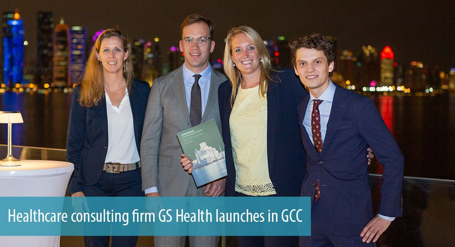 Healthcare consulting firm GS Health launches in GCC