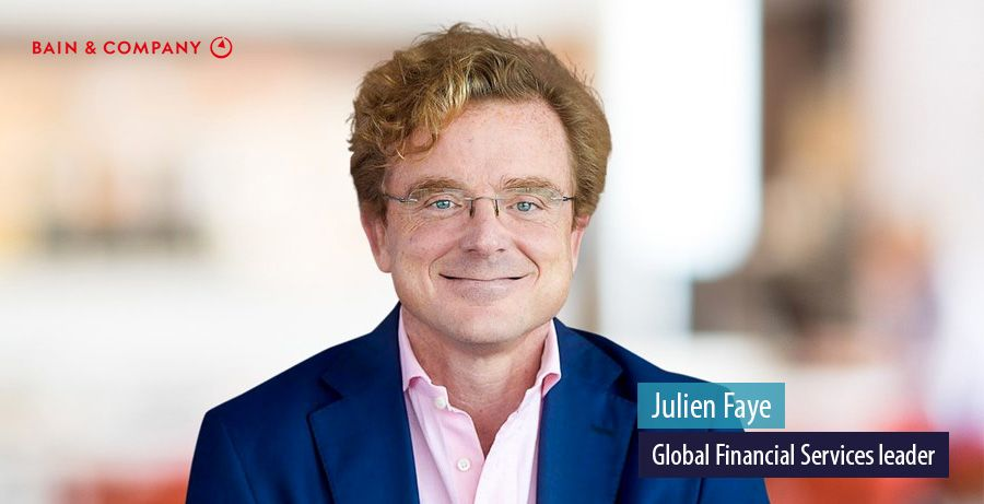 Julien Faye - Global Financial Services leader - Bain & Company