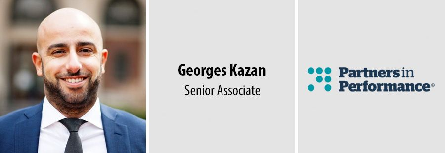 Georges Kazan, Senior Associate at Partners in Performance
