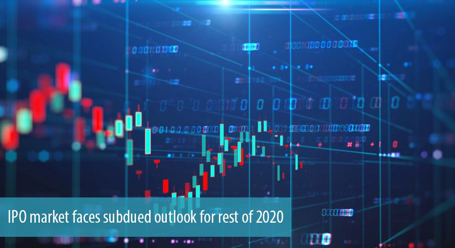 IPO market faces subdued outlook for rest of 2020