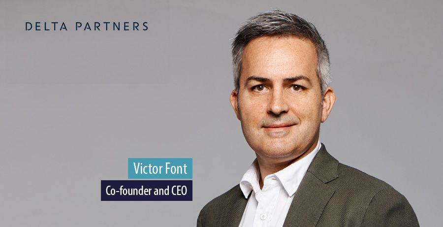 Victor Font, Co-founder and CEO, Delta Partners