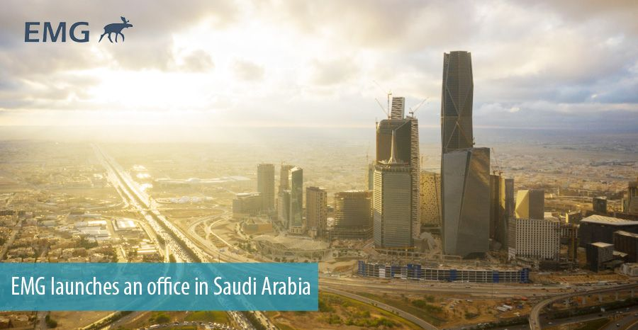 EMG launches an office in Saudi Arabia